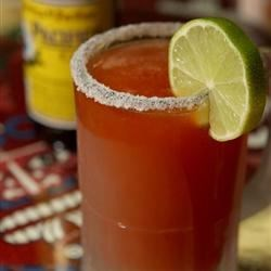 Michelada Recipe - This recipe may sound a bit odd, but this is the best beer cocktail I have ever had.  Very refreshing on a hot summer afternoon.  Bet you can't drink just one.