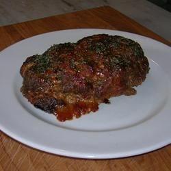 Jorge's Cuban Meatloaf
