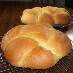 Decadent Challah Bread