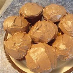 Choco - nut cupcakes