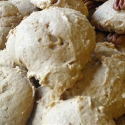 Sour Cream Cookies I Recipe - Sour cream helps keep these cookies very moist and tasty.