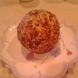 Buttermilk Ranch Cheeseball  Recipe - A simple ranch-flavored cheese ball coated with chopped pecans is ready in 15 minutes or less, and can be served right away. Keep the ingredients on hand to make an easy appetizer at a moment's notice. Serve with buttery crackers.