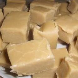 White Fudge From Scratch