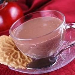 Cioccolata Calda (Hot Chocolate Italian-Style)