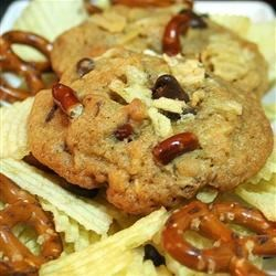 Sweet and Salty Toll House(R) Cookies