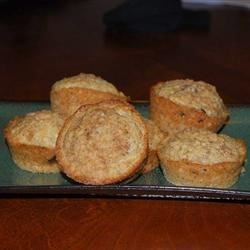 Oatmeal Craisin Muffins