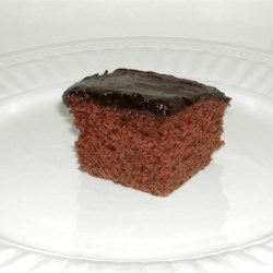 Chocolate Mayo Cake Recipe - My mom made this cake while living in the Depression.  It is so good, I hope this fills your needs and your memories.
