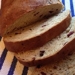 Cranberry Sunflower Bread