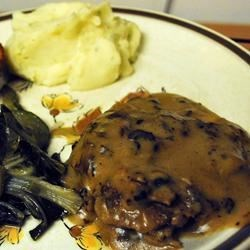 Nakia's Salisbury Steak