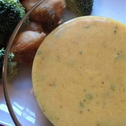 Curried Honey Mustard Sauce Recipe - Make a quick honey mustard with a unique taste thanks to the addition of curry powder.