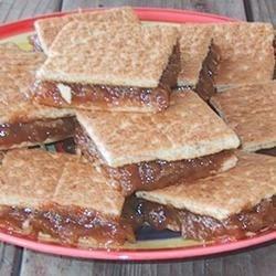 Graham Cracker Bars (Susie's recipe)