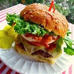 Homemade Burgers English