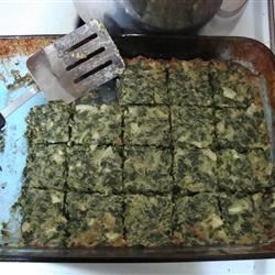 Delicious Spinach Brownies!