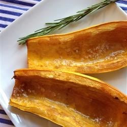 Brandon's Squash Surprise Recipe - Honey, brown sugar, and spice transform succulent delicata squash into an irresistible favorite!