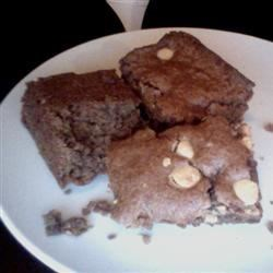 Chewy Brownies Recipe - If you like your brownies chewy in the middle and crisp on the outside edges, then this recipe is for you!