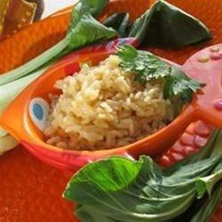 Onion Rice Pilaf