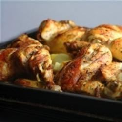 Jazzy Oven-Baked Chicken