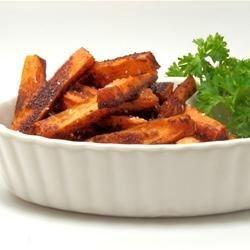 Sweet, Sweet Potato Fries