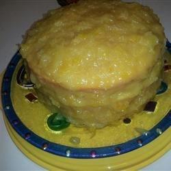 Lynn's Pineapple Birthday Cake