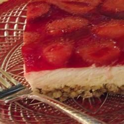 Judy's Strawberry Pretzel Salad Photos - Allrecipes.com