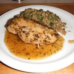 Rosemary Chicken with Orange-Maple Glaze Photos - Allrecipes.com