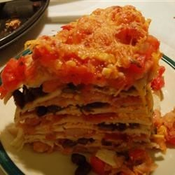 Seven Layer Tortilla Pie Photos - Allrecipes.com