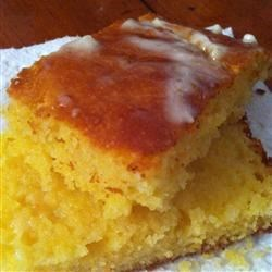 Sweetened Corn Bread