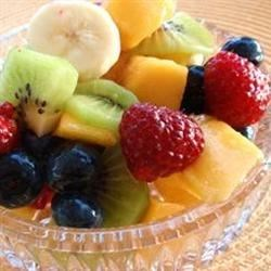 Honey Fruit Salad