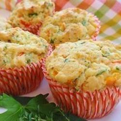 Confetti Muffins