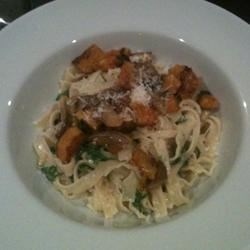 Winter Pasta with Brown Butter, Squash and Arugula