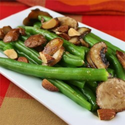 Chic Green Beans