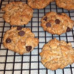 how to make crispy coconut cookies