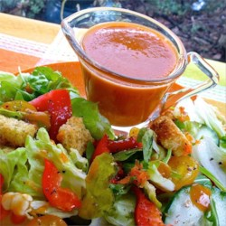 Sweet and Sour Salad Dressing Recipe - This tangy recipe will leave your mouth and food begging for more.