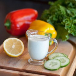 Creamy Cucumber Dressing Recipe - Use this delicious dressing on a fresh green salad.