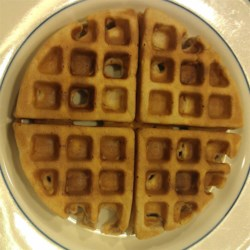 Classic Waffles Variation