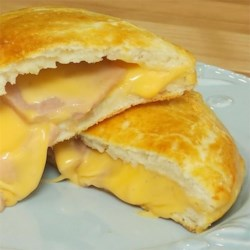 Grands! (R) Ham and Cheese Melts