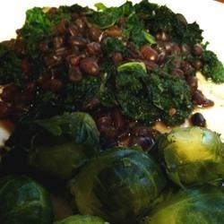 Kale & Adzuki Beans