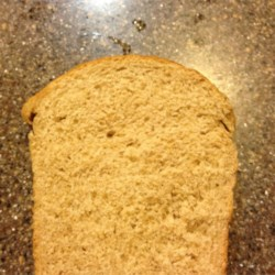 Glow's White Wheat Bread