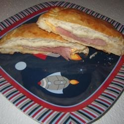 Grands!(R) Ham and Cheese Melts