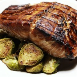 Grilled Salmon Recipe - My family eats lots of seafood and salmon is one of our favorites. This is a quick and delicious recipe that will have a meal prepared in minutes!
