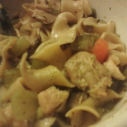 Jodi's Chicken Noodle Soup
