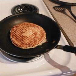 $2/day Diet - Pancakes
