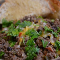 Venison Chili Recipe - This is an excellent chili recipe for game meats. You can easily substitute venison with buffalo or boar as well.