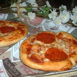 Pillsbury Mini Pizzas