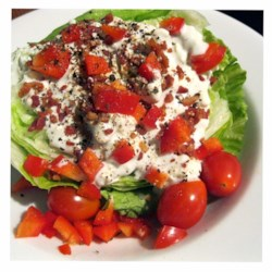 Absolutely the BEST Rich and Creamy Blue Cheese Dressing Ever! By :LUCKYME9