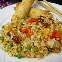 New Year's Fried Rice ~ Recipe Group Selection:  19, January 2013