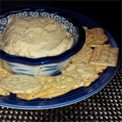 Quick and Easy Hummus Recipe - This basic version of a favorite middle-eastern dish is irresistible!