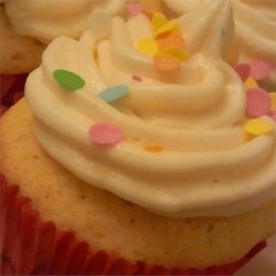 Dorothy's Special buttercream frosting
