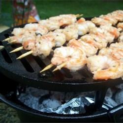 Marinated Grilled Shrimp 02