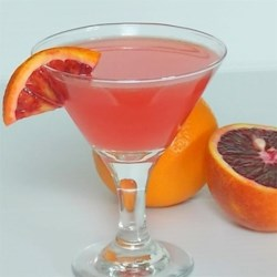 Vicki's Tangerine Martini Recipe - Use winter's crop of fresh tangerines to make this sweet and tangy martini.